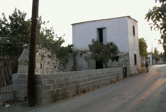 Buy Village House in Cyprus | Theomaria Estates LTD